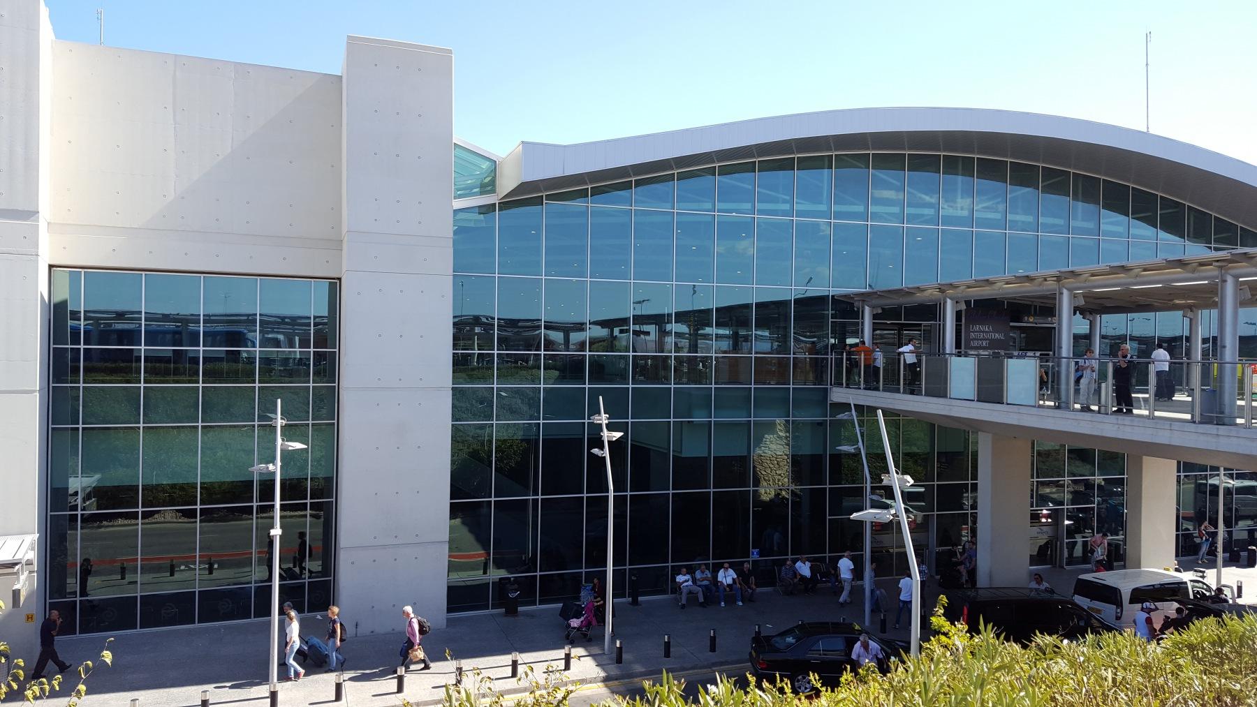 Zypern_Flughafen_larnaca_LCA_Terminal