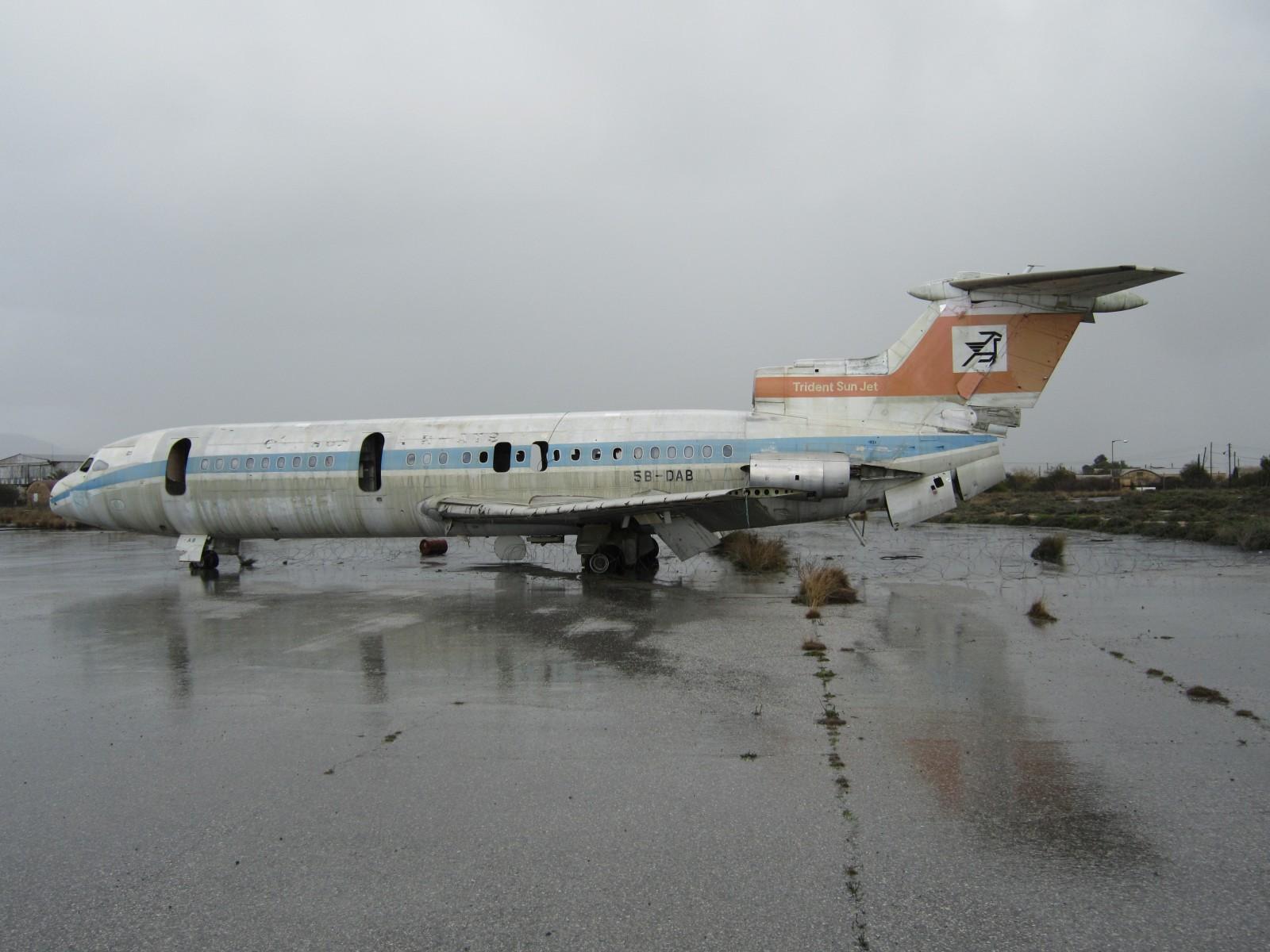 Zypern_Flughafen_Nikosia_Trident