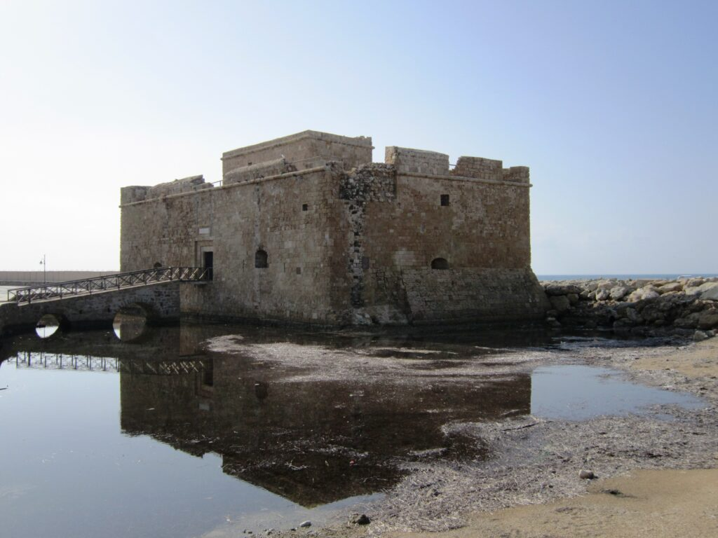 Zypern - Paphos - Burg