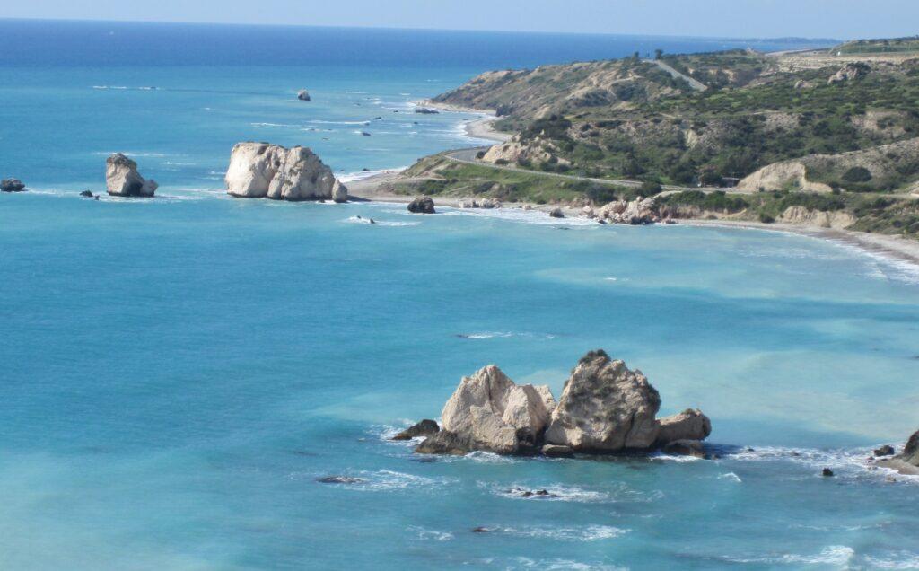 Zypern - Paphos - Petra tou Romiou der Stein der Griechen