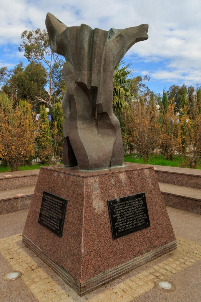 Zypern - Larnaka - Armenische Völkermorddenkmal