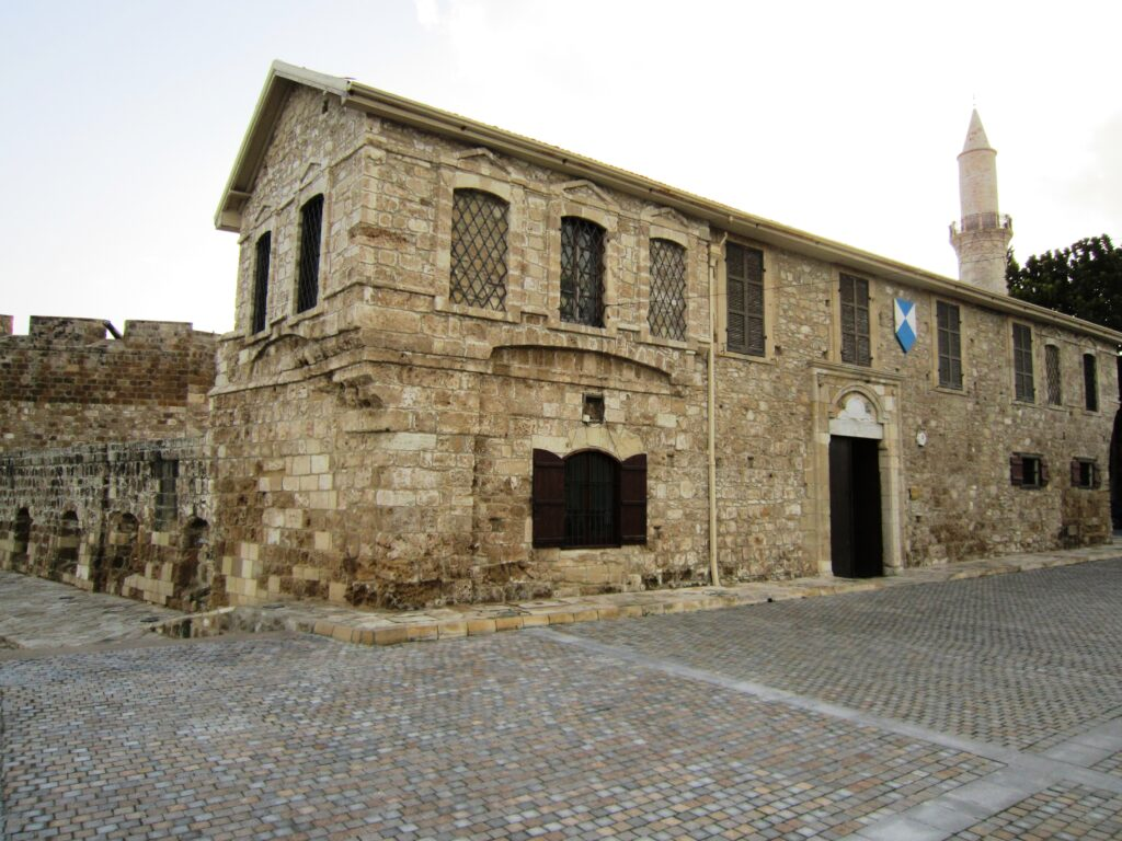 Zypern - Larnaka - Castle