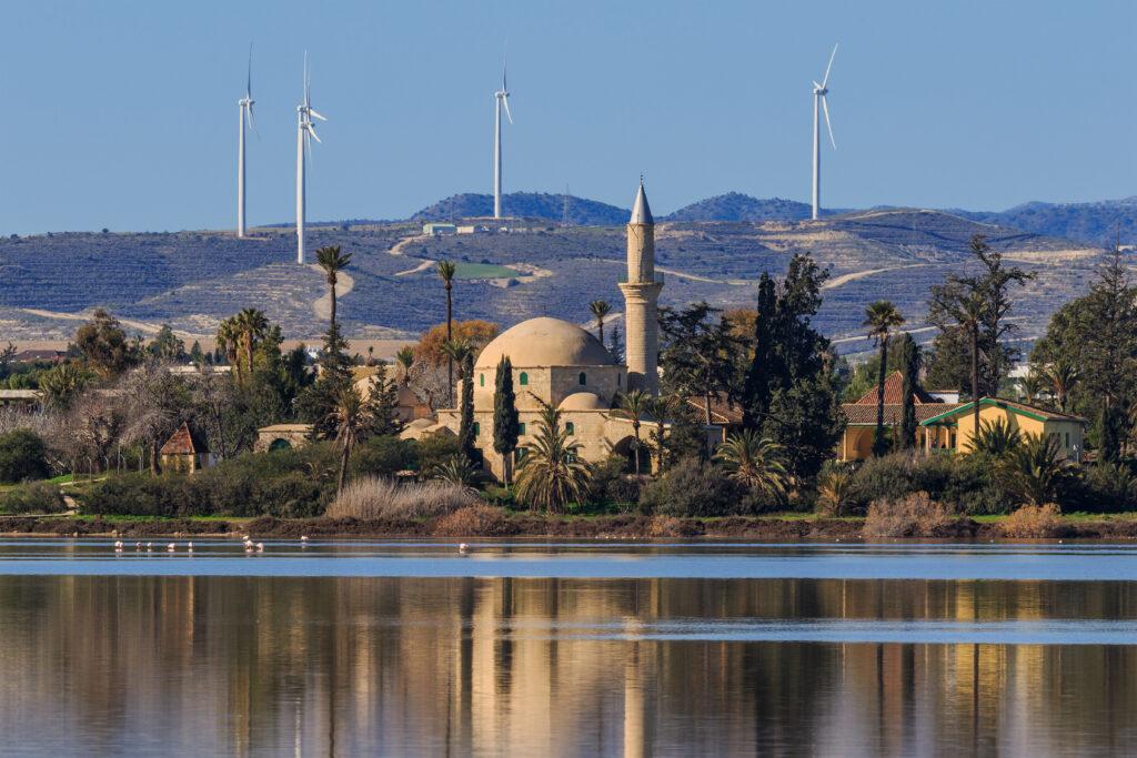 Zypern - Larnaka - Halan Sultan Tekke