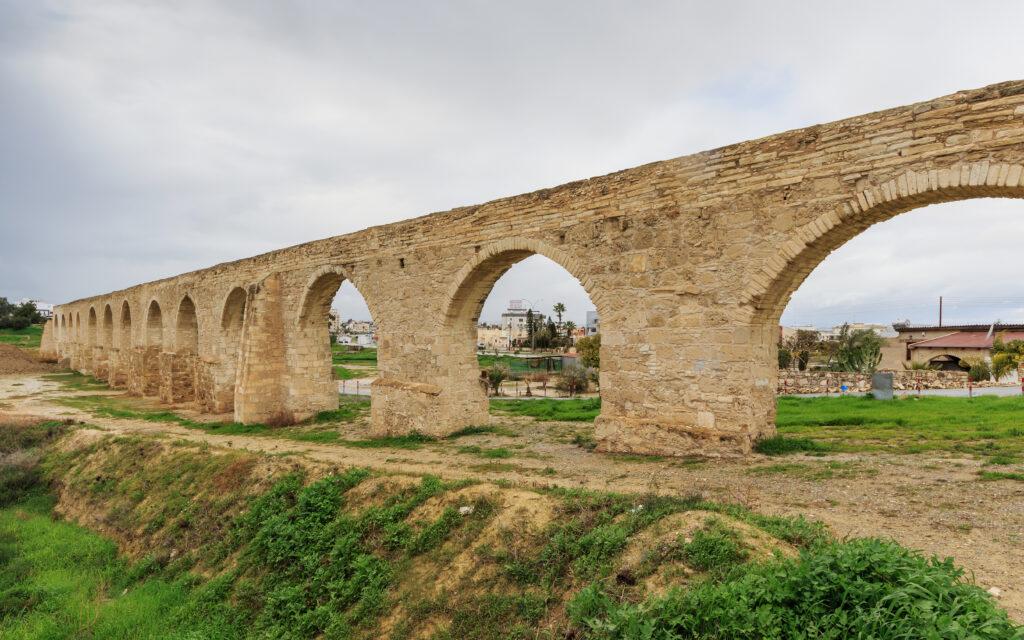 Zypern - Larnaka - Kamares-Aquädukt