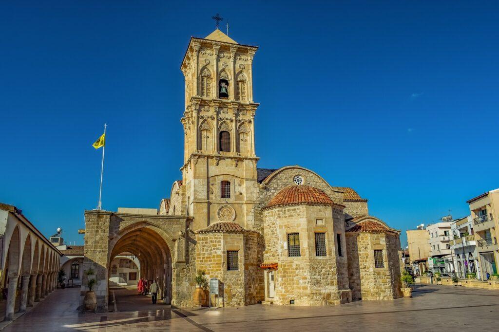 Zypern - Larnaka - Agios Lazaros