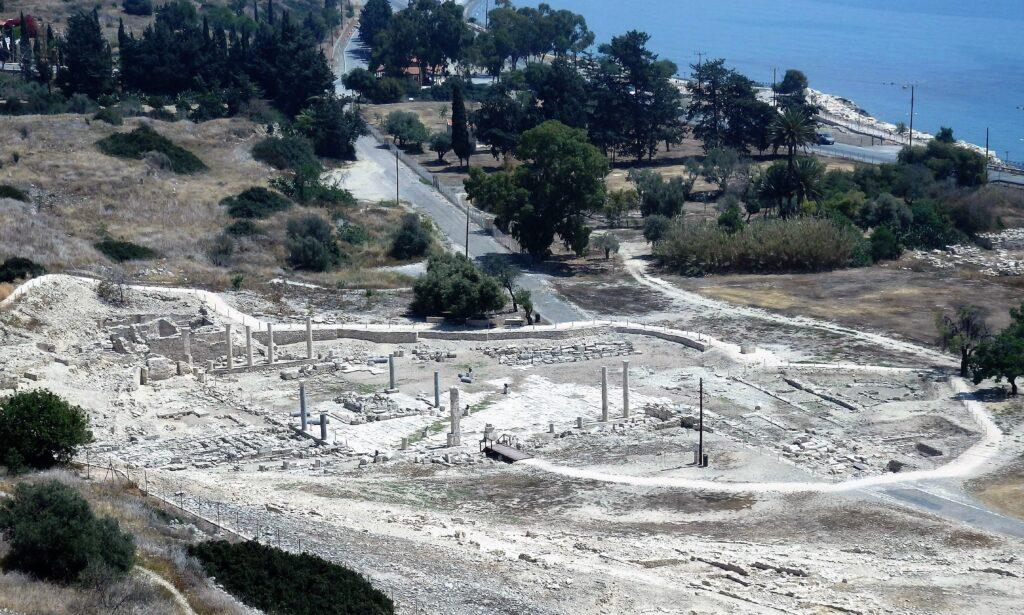 Zypern - Limassol - Amathous