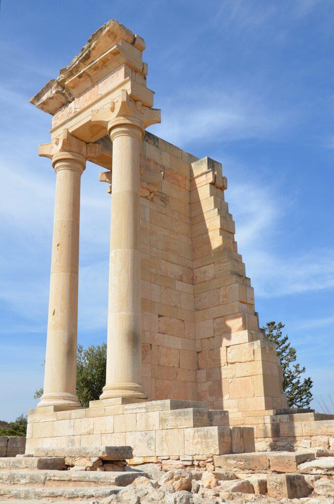 Zypern - Limassol - Heiligtum von Apollon Hylates