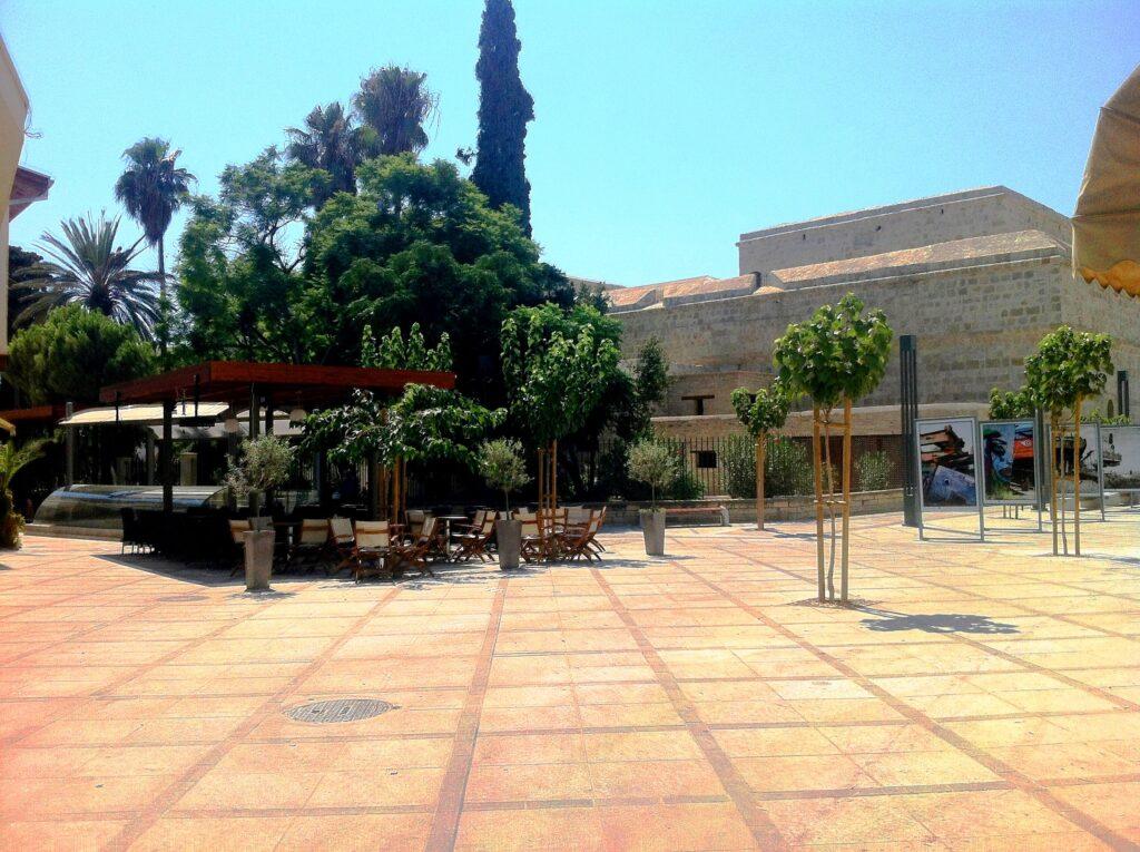 Zypern - Limassol - Burg