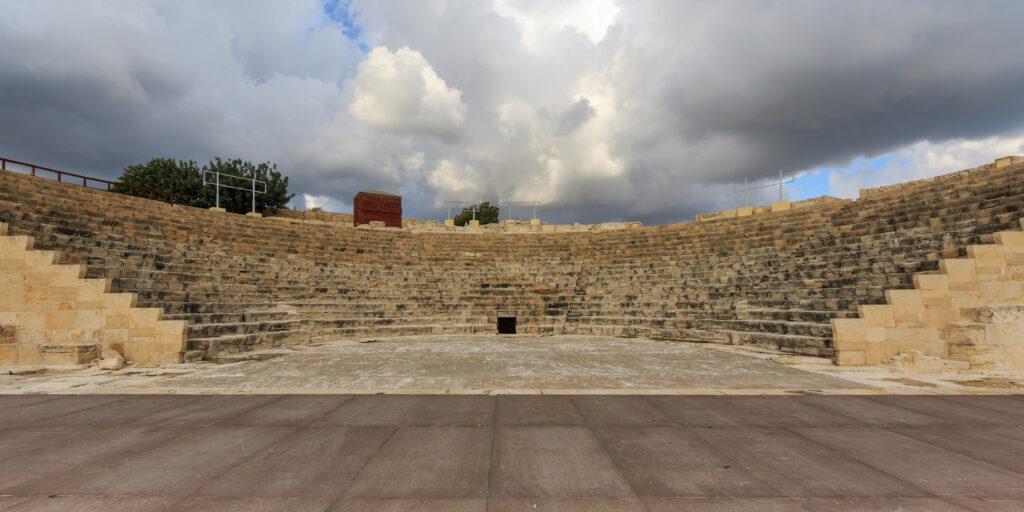 Zypern - Limassol - Kourion