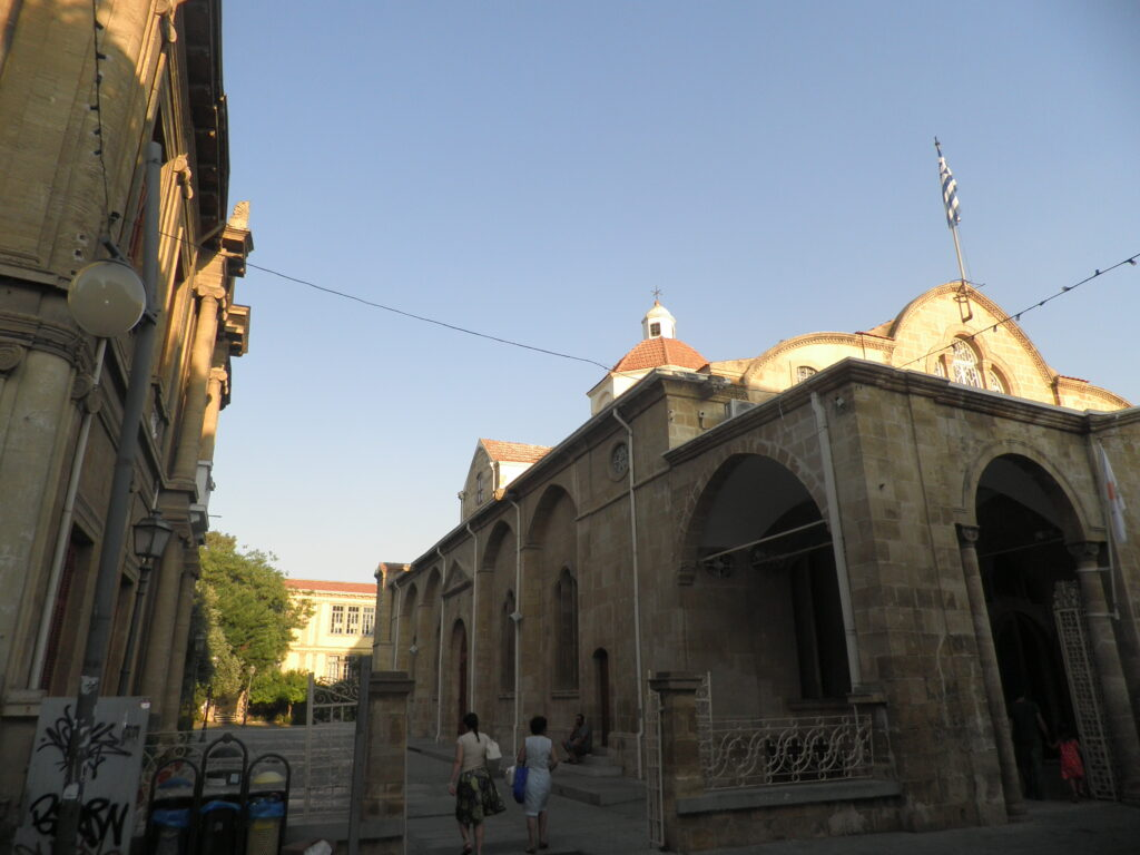 Zypern - Nikosia - Kirche Faneromeni