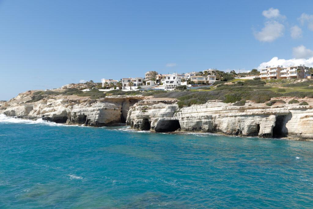 Zypern - Pegeia - Seehöhlen