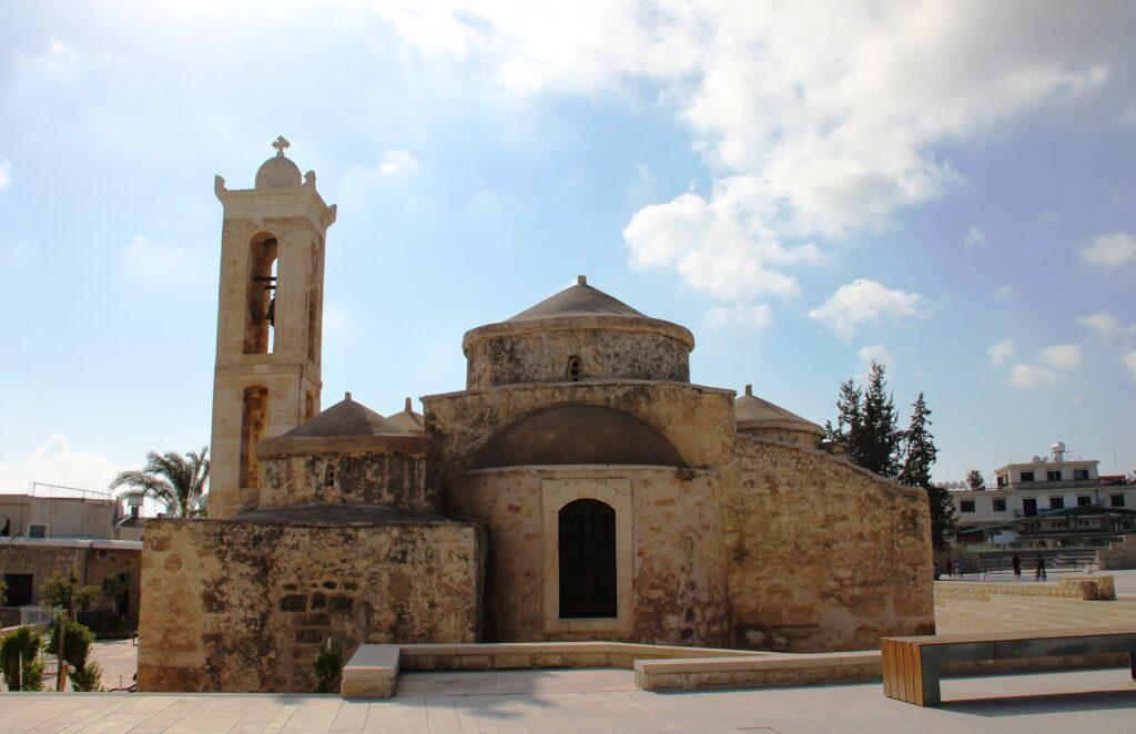 Zypern - Paphos - Yeroskipou
