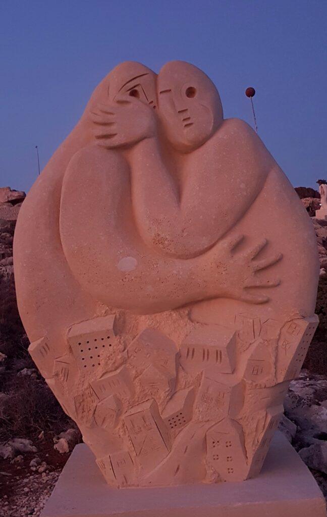 Zypern - Ayia Napa - Skulptur im Skulpturenpark