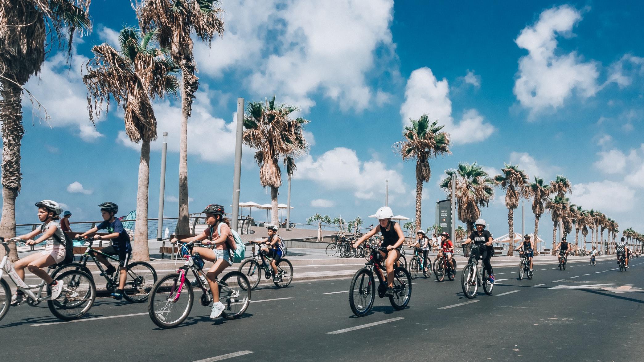 Zypern - das Fahrrad erobert die Straße