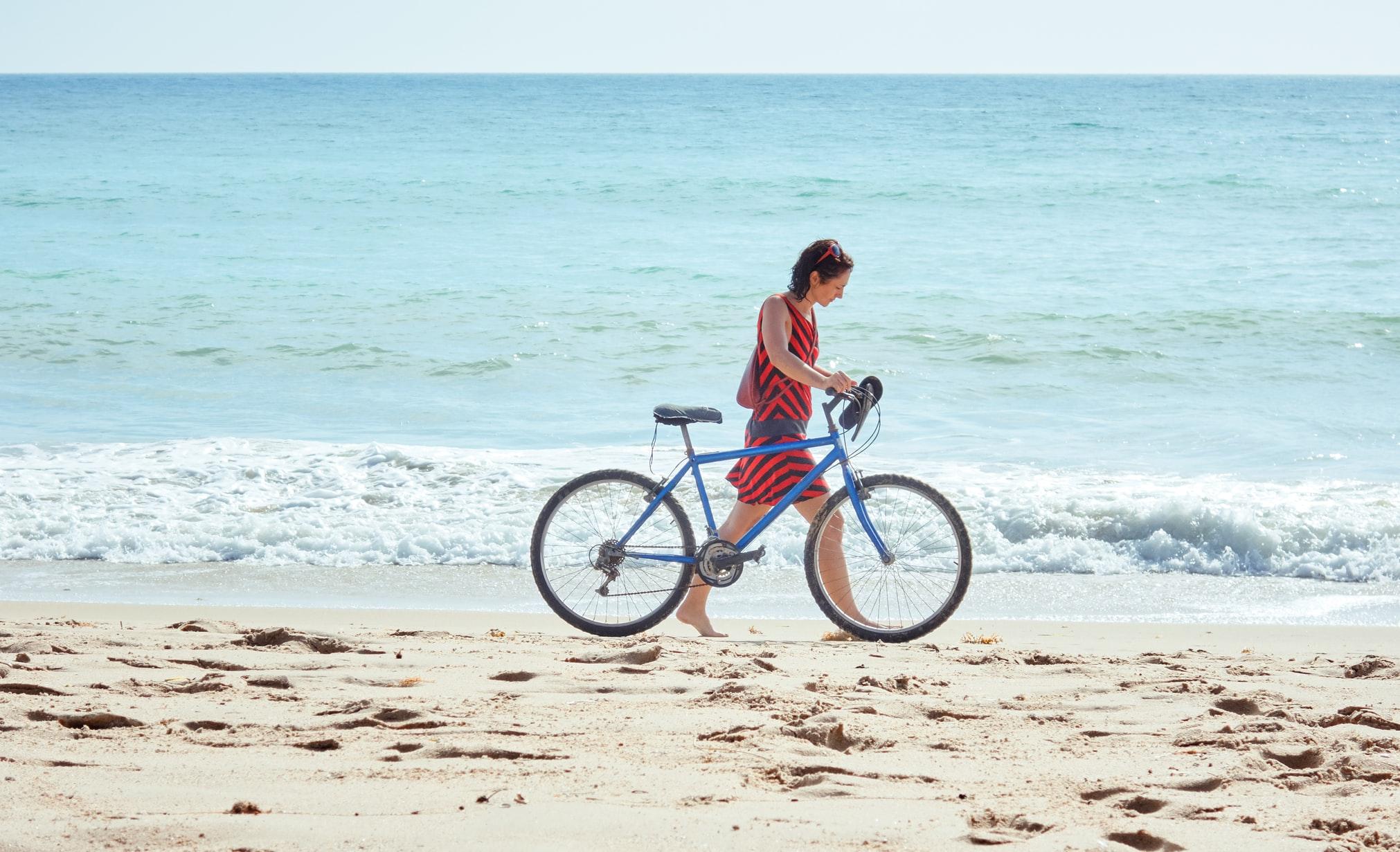 Zypern - mit dem Fahrrad zum Strand ohne jeden Stress und Parkplatzsorgen