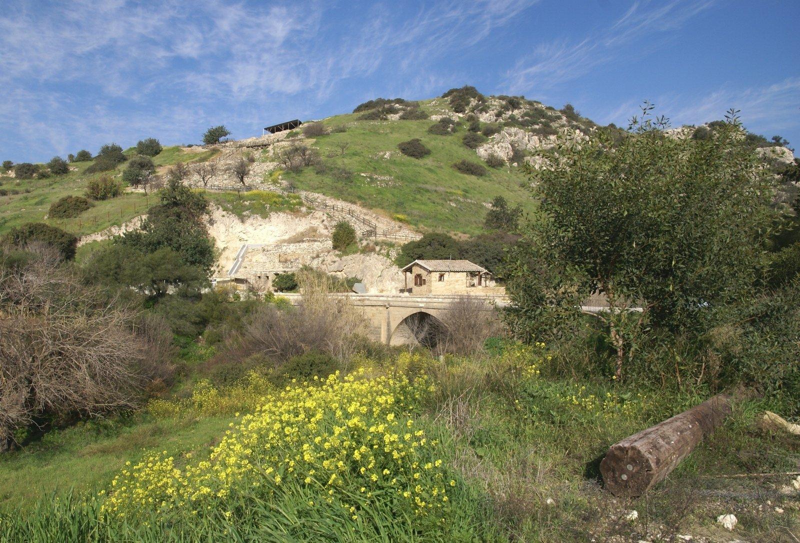 Zypern - Wandern durch das Farbenspiel des Frühjahrs