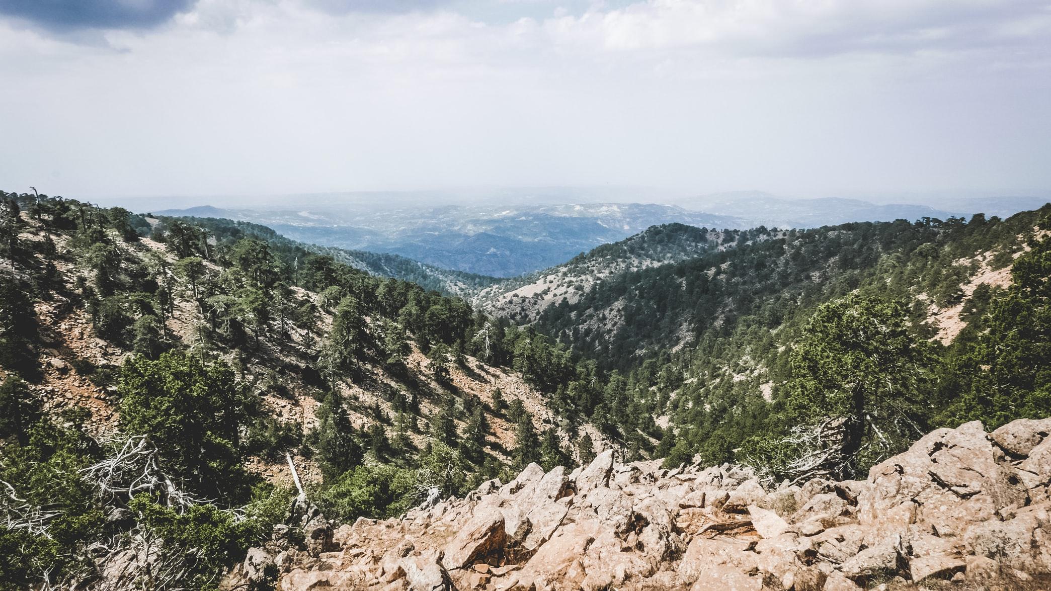 Zypern - die Insel bietet auch anspruchsvolle Bergtouren